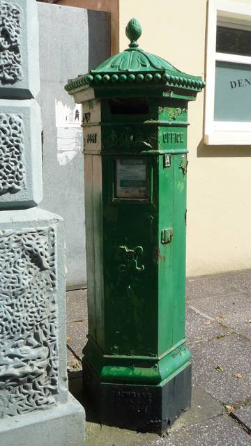 Post Box in North Street, Skibbereen
